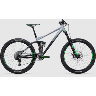 Двухподвесный велосипед Cube Fritzz 180 HPA Race 27.5 2017