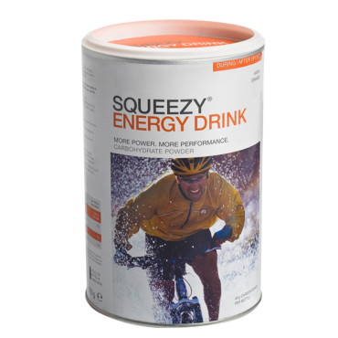 Энергетический напиток Squeezy Energy Drink