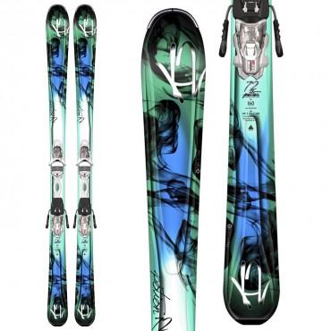 Горные лыжи K2 Potion 72 ERP 10 14-15