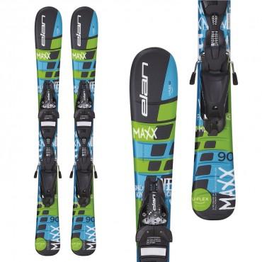 Горные лыжи Elan Maxx QT el 4.5 14-15