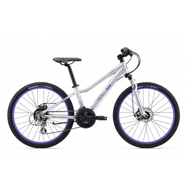 Детский велосипед Giant Liv Enchant 1 24 disc 2017
