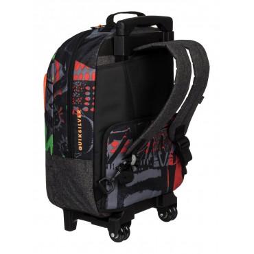 Рюкзак на колесиках Quiksilver Hallpass