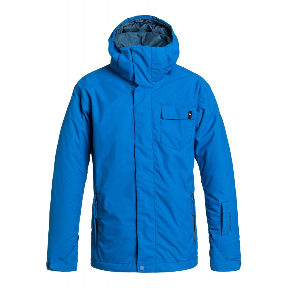 Куртка детская Quiksilver Mission Plain 15-16