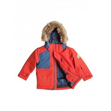 Куртка детская Quiksilver Flakes 15-16