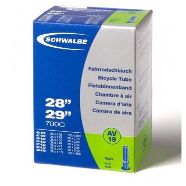 Камера Schwalbe AV19 10430340V