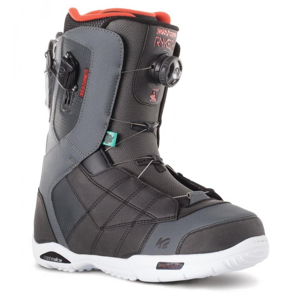 Купить сноубордические ботинки в Алматы 864d936749c