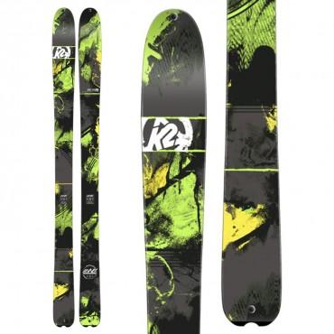Горные лыжи K2 Annex 108