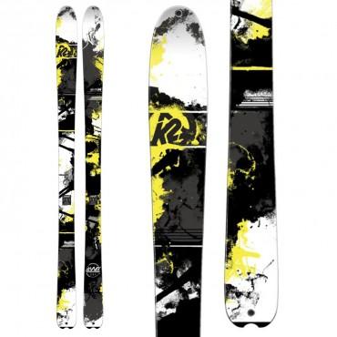 Горные лыжи K2 Annex 98 14-15