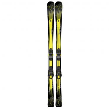 Горные лыжи K2 Charger M3 11 TCx light (2016- 2017)