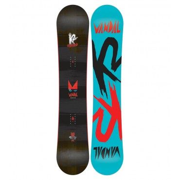 Сноуборд K2 Vandal Wide 16-17