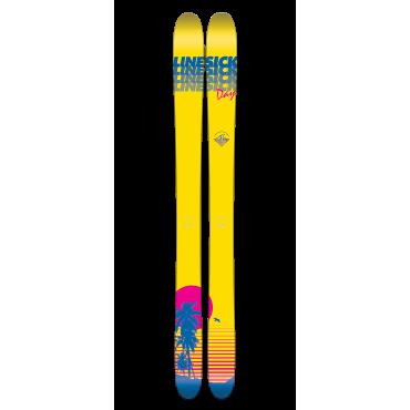 Горные лыжи Line Sick Day 110 (2017- 2018)