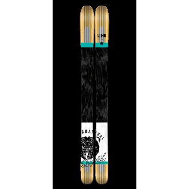 Горные лыжи Line Supernatural 115 (2016- 2017)