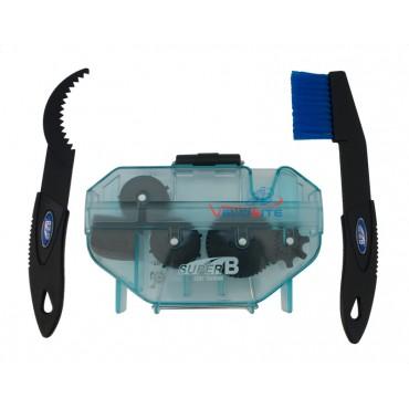 Набор для чистки цепи и кассеты Super B TB-32700