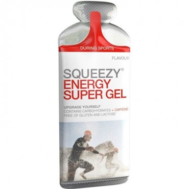 Энергетический гель Squeezy Energy Super Gel