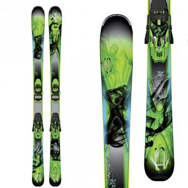 Горные лыжи K2 Potion 74 XTI ERC 11TC 14-15