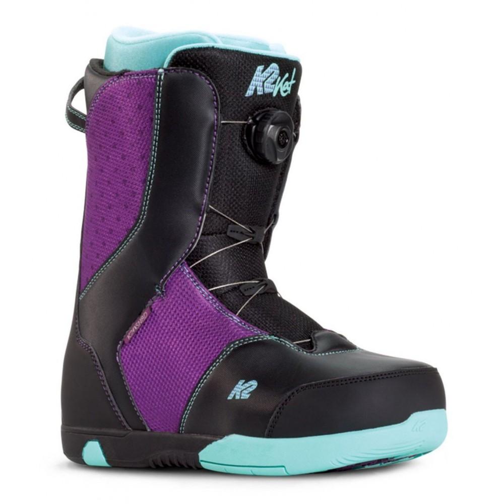 Сноубордические ботинки K2 Kat 15-16