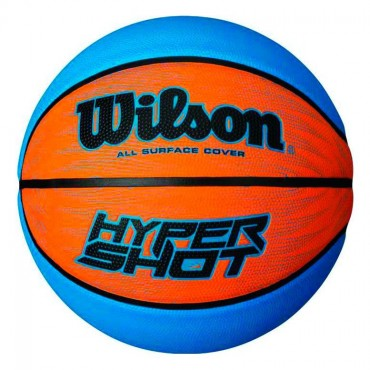 Мяч баскетбольный Wilson Hyper Shot RBR