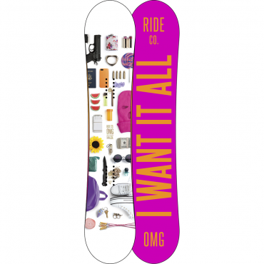 Сноуборд Ride OMG (2014- 2015)