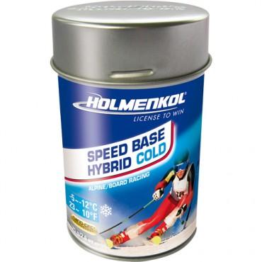 Порошковая смазка Holmenkol Speed BaseHybridCOLD, 24555
