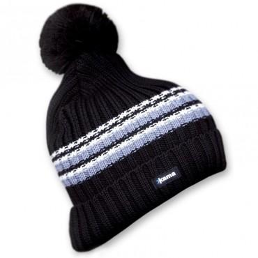 Шапка Kama knitted beanie A83
