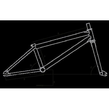 BMX велосипед Wethepeople Arcade 2016