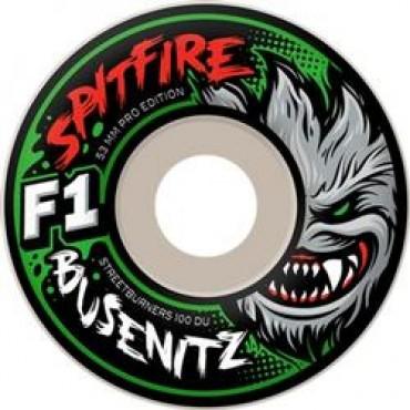 Колеса Spitfire F1Sb Busenitz Mnstr Wht