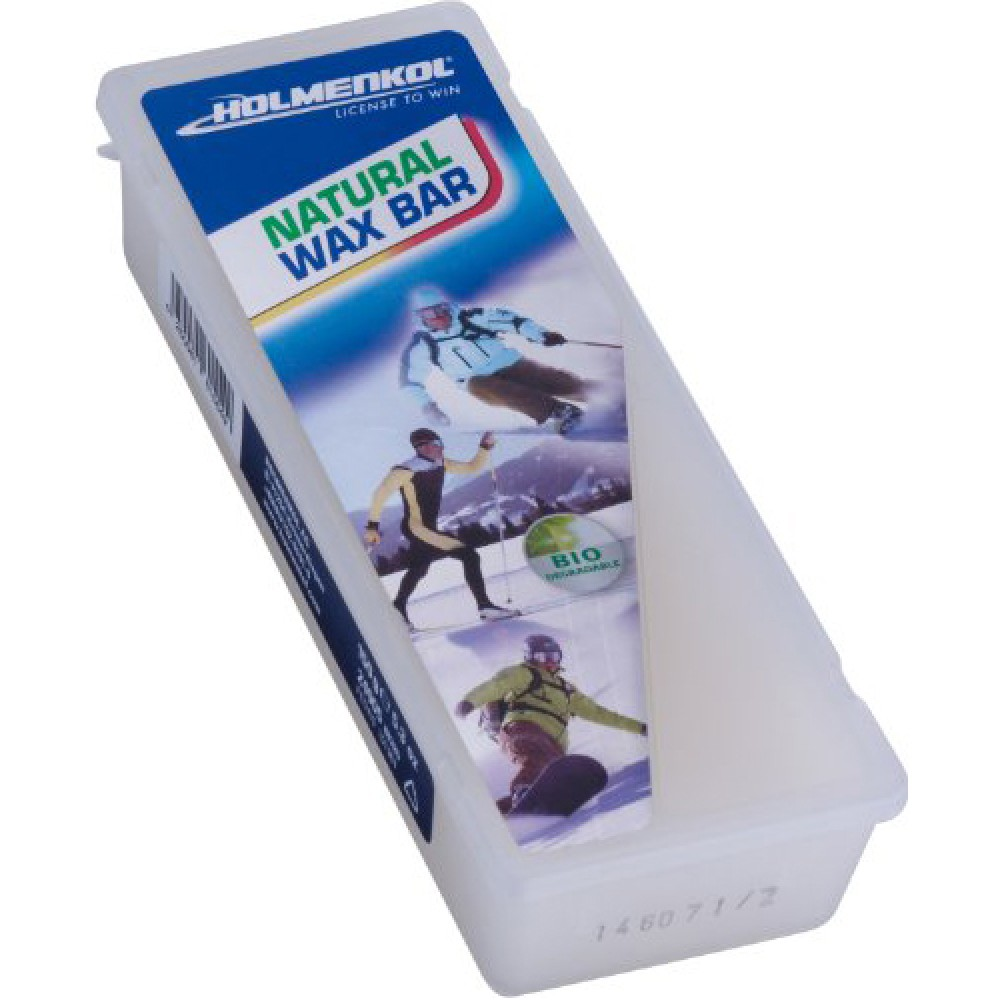 Парафин для лыж Holmenkol Natural Skiwax Bar , 24005