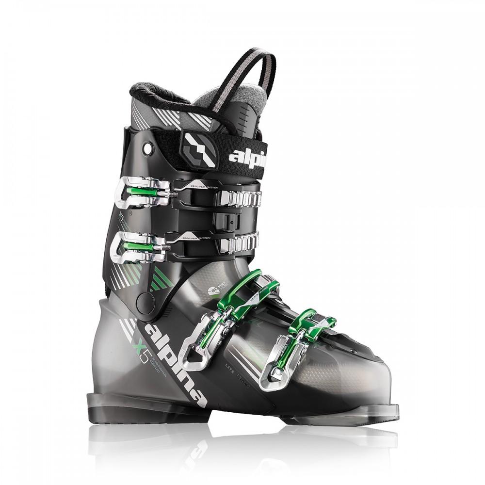 Горнолыжные ботинки Alpina X5 14-15