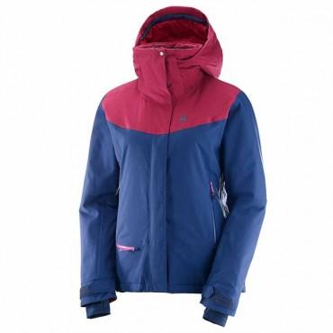Куртка женская Salomon Qst Snow