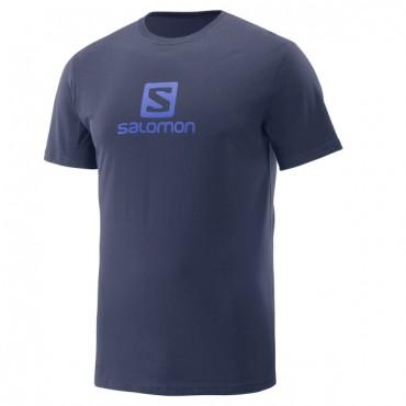 Футболка мужская Salomon Coton logo