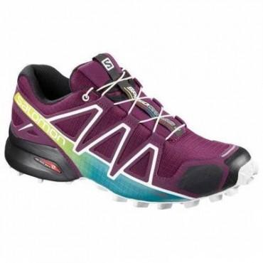 Купить кроссовки женские Salomon Speedcross 4